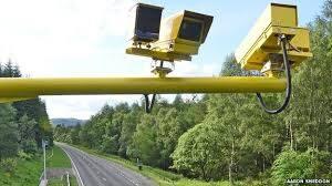 Average Speed Cameras In Scotland